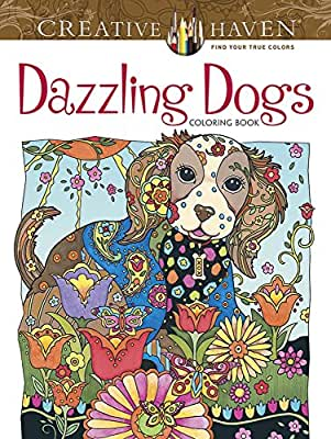 Creative Haven Dazzling Dogs Coloring Book.pdf