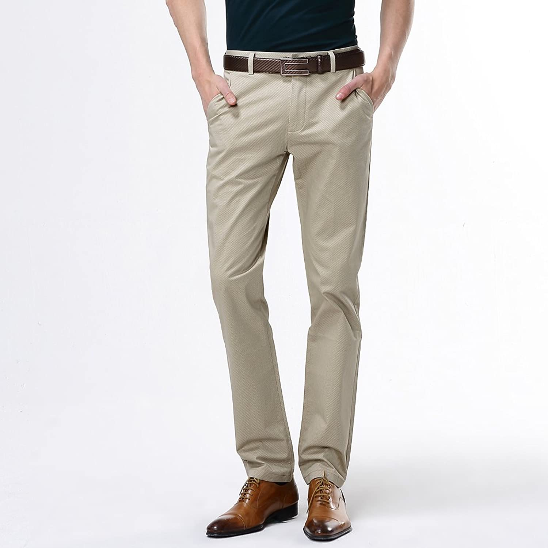 花纹白裤子男士图片