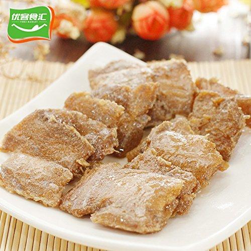 老州山 香酥带鱼250g 舟山特产海鲜零食 东海带鱼即食鱼干小吃