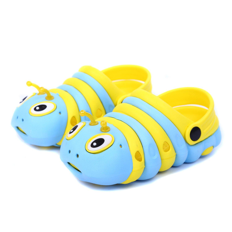 baochelu 暴尘露 儿童凉鞋 可爱虫虫拖鞋 宝宝鞋 时尚流行小孩儿洞洞