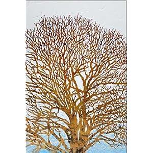 纯手绘油画 客厅卧室装饰画 工艺画 家装壁画 挂画 墙画 抽象画 《树