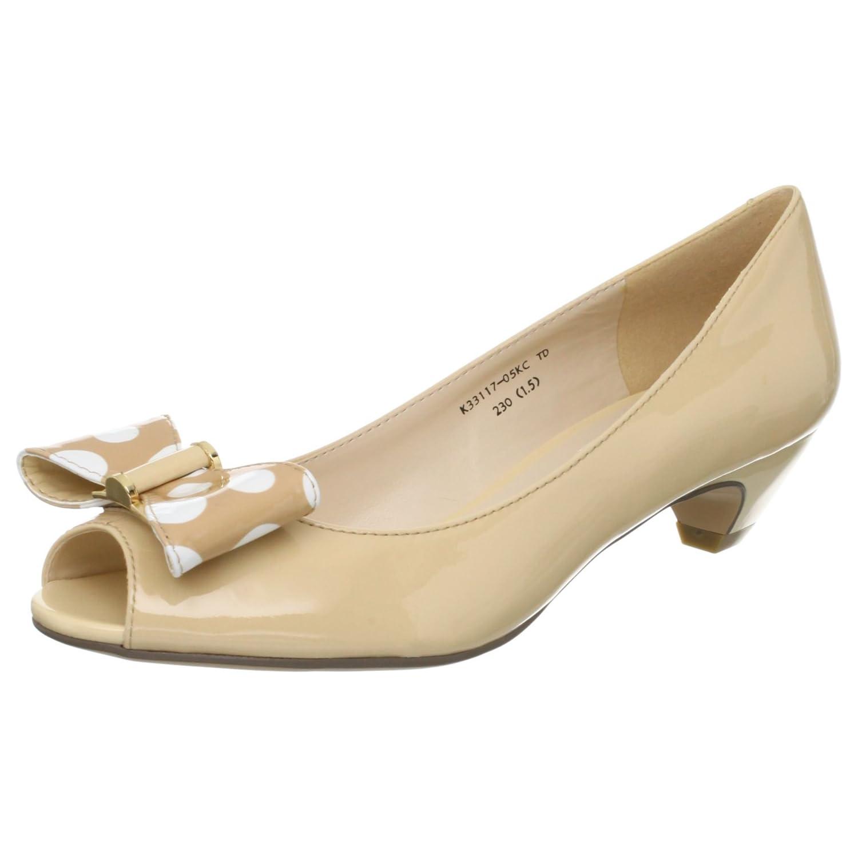 KISSCAT 接吻猫  K33117-05KC 牛漆皮 女子高跟鞋 299元(下单减100 即199元包邮)