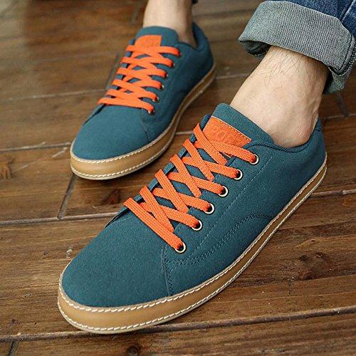 秋季韩版板鞋男鞋子男士休闲鞋英伦潮流行磨砂皮林弯弯低帮鞋