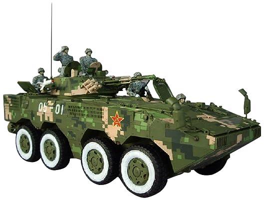 小号手 中国zbl-09步兵战车拼装模型