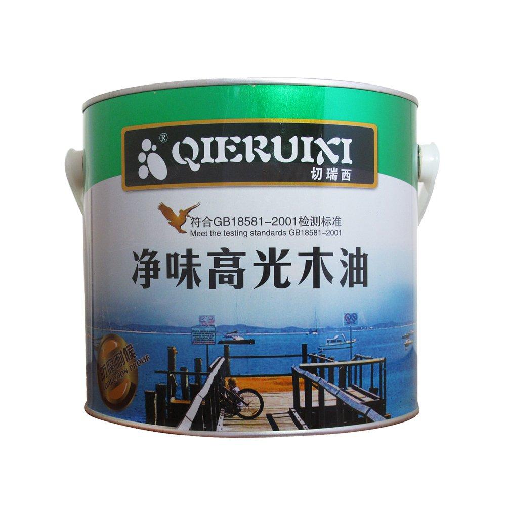 切瑞西净味高光木油 防腐耐候抗裂 户外木油漆木蜡油漆 清油 透明色