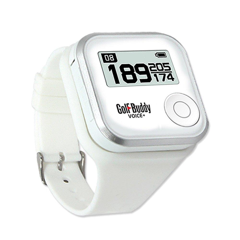 golfbuddy 高尔夫球场测距仪 电子球童 voice  白色