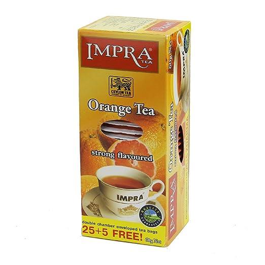 Impra 英伯伦 橙子味红茶 2g*30袋装 19元(订购省后18.05元包邮)
