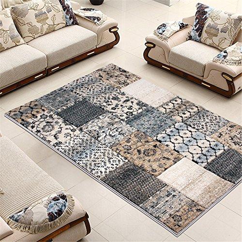 圣瓦伦丁 欧式土耳其现代简约家用地毯 客厅沙发茶几办公室卧室加厚