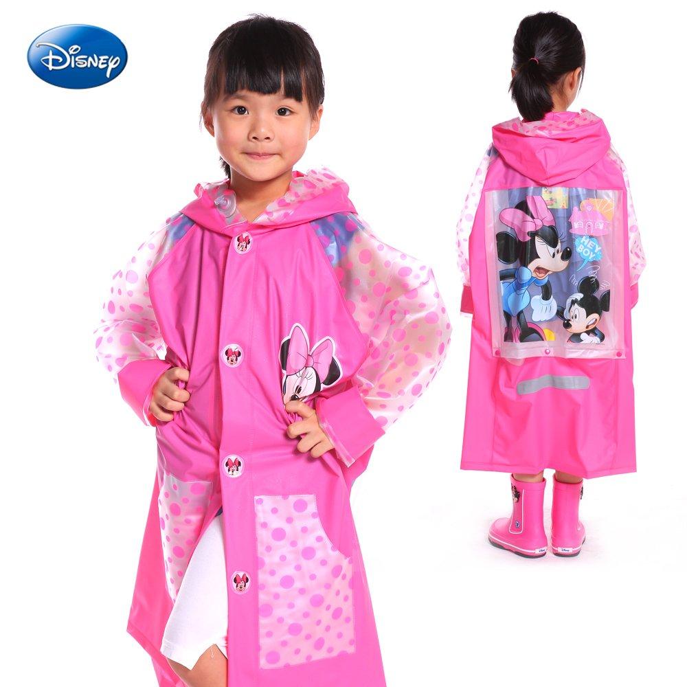 迪士尼 儿童雨衣宝宝