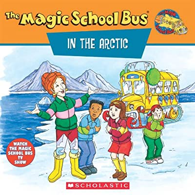 The Magic School Bus In The Arctic: A Book About Heat.pdf