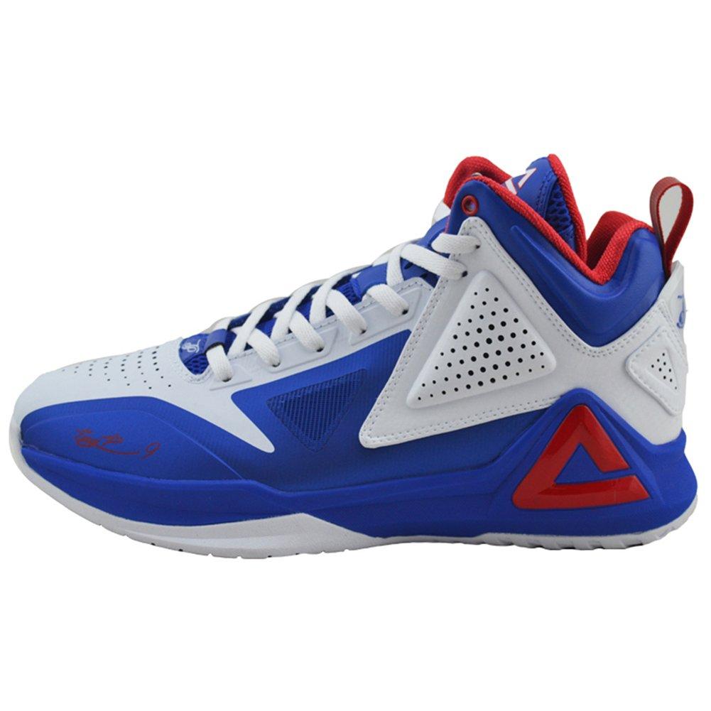 Peak 匹克 /篮球鞋男防滑减震中帮专业战靴帕克一代圣诞款 E34323A