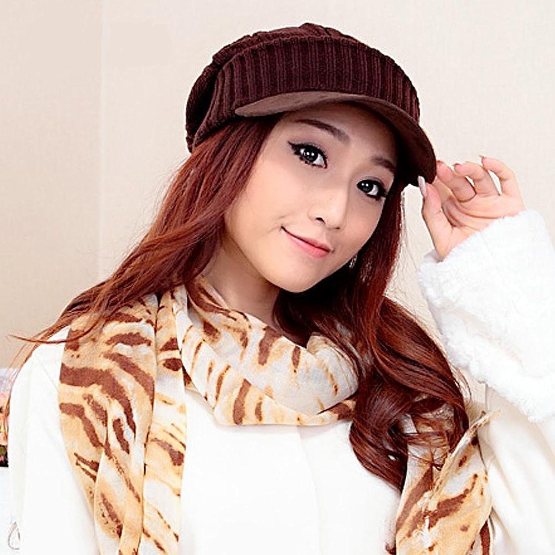 冬季韩版毛线帽子