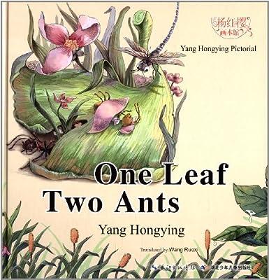 杨红樱画本馆:一片树叶,两只蚂蚁(英文版)