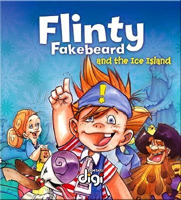 坚强的Fakebeard与他的冰岛 Flinty Fakebeard and the Ice Island.pdf