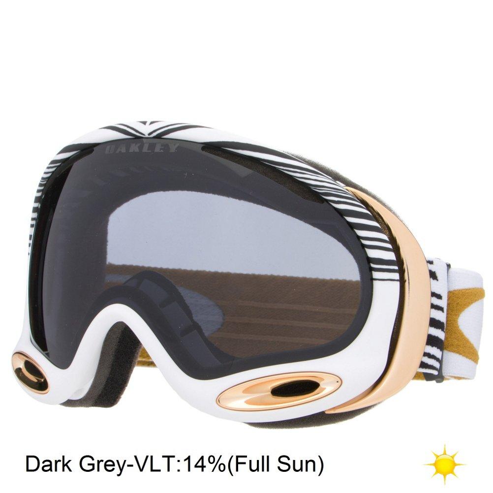 white oakley goggles  oakley a-frame 2.0 sw