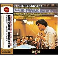 罗西尼与威尔第最著名歌剧序曲