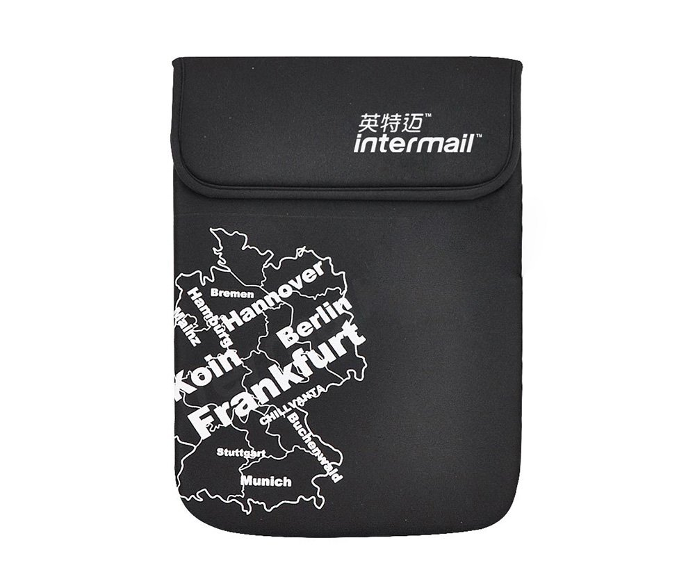 intermail 英特迈 抢牛品笔记本内胆包双面翻防震内胆包 12寸 睡袋