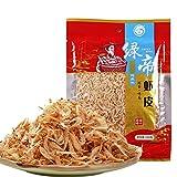绿帝 虾皮100g/袋 野生虾米虾干 补钙佳品-图片