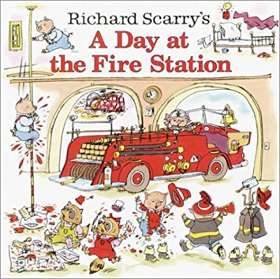 Richard Scarry's a Day at the Fire Station.pdf