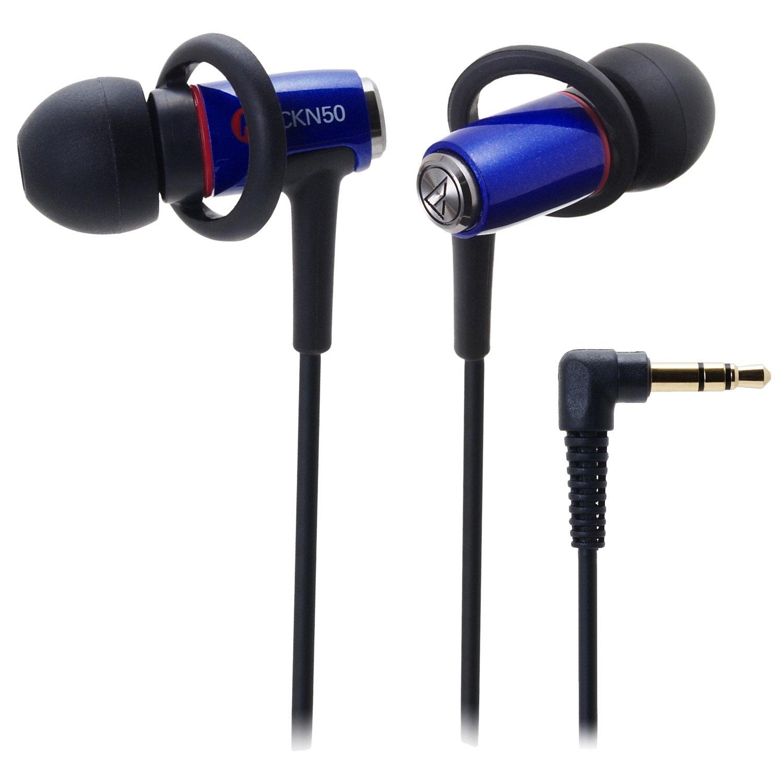 Audio-Technica铁三角 ATH-CKN50微动圈入门耳机¥199
