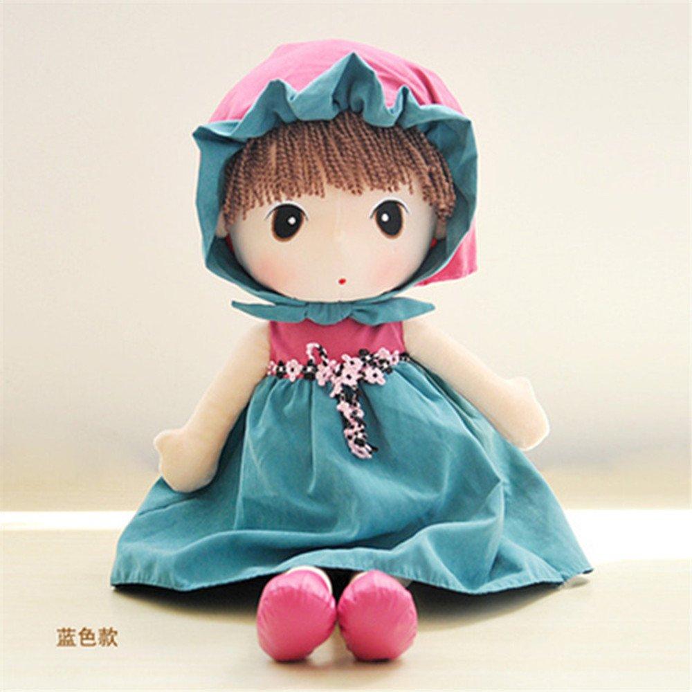 可爱童话娃娃 菲儿 小女孩 公仔 玩偶 毛绒玩具 洋娃娃 布娃娃 儿童节