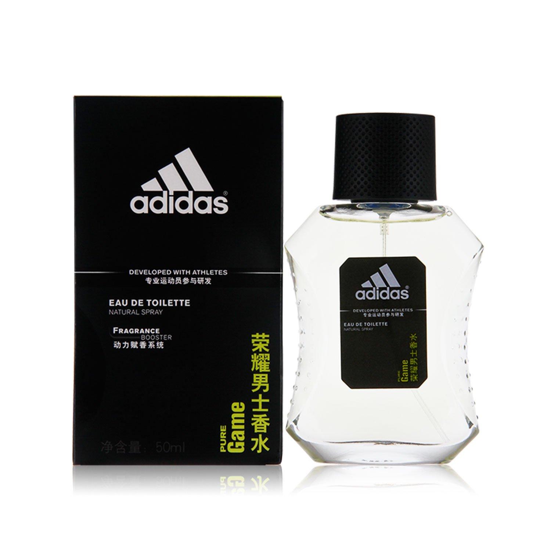 阿迪达斯 荣耀男士香水50ml