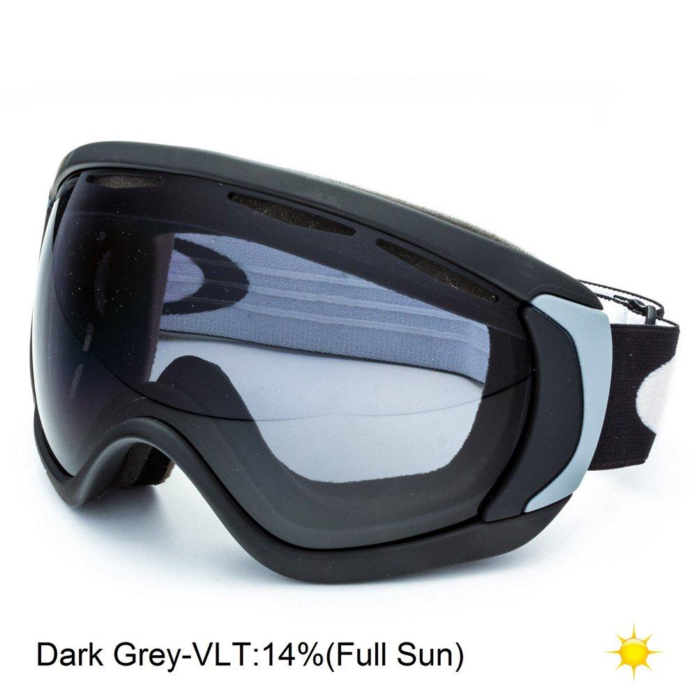 oakley hi yellow goggles  2013-2014 goggles