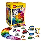 LEGO 乐高 Classic经典创意系列 乐高大型创意箱 10697