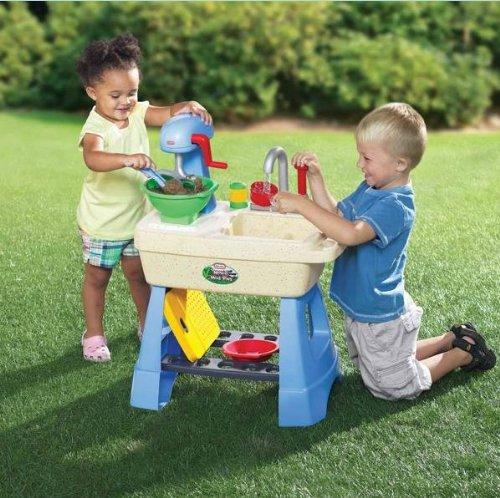 tikes小泰克幼儿园玩具玩沙玩水沙水工