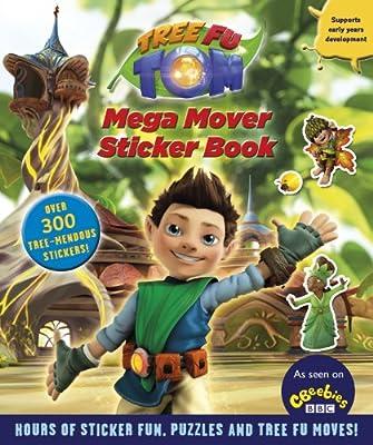 Tree Fu Tom: Mega Mover Sticker Book.pdf
