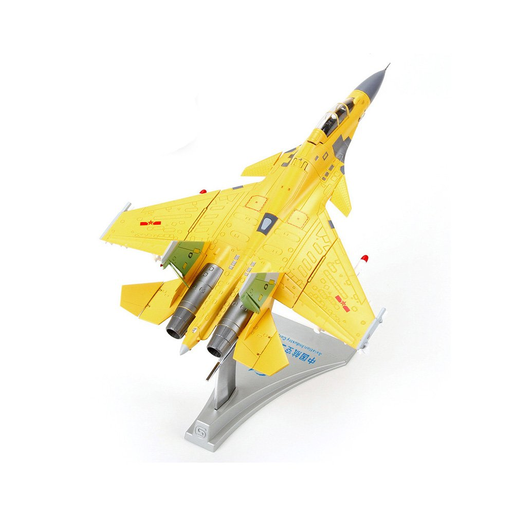 特尔博 歼15s战斗机飞机模型航空母舰舰载机