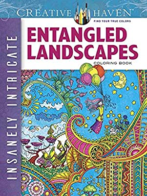 Creative Haven Insanely Intricate Entangled Landscapes Coloring Book.pdf