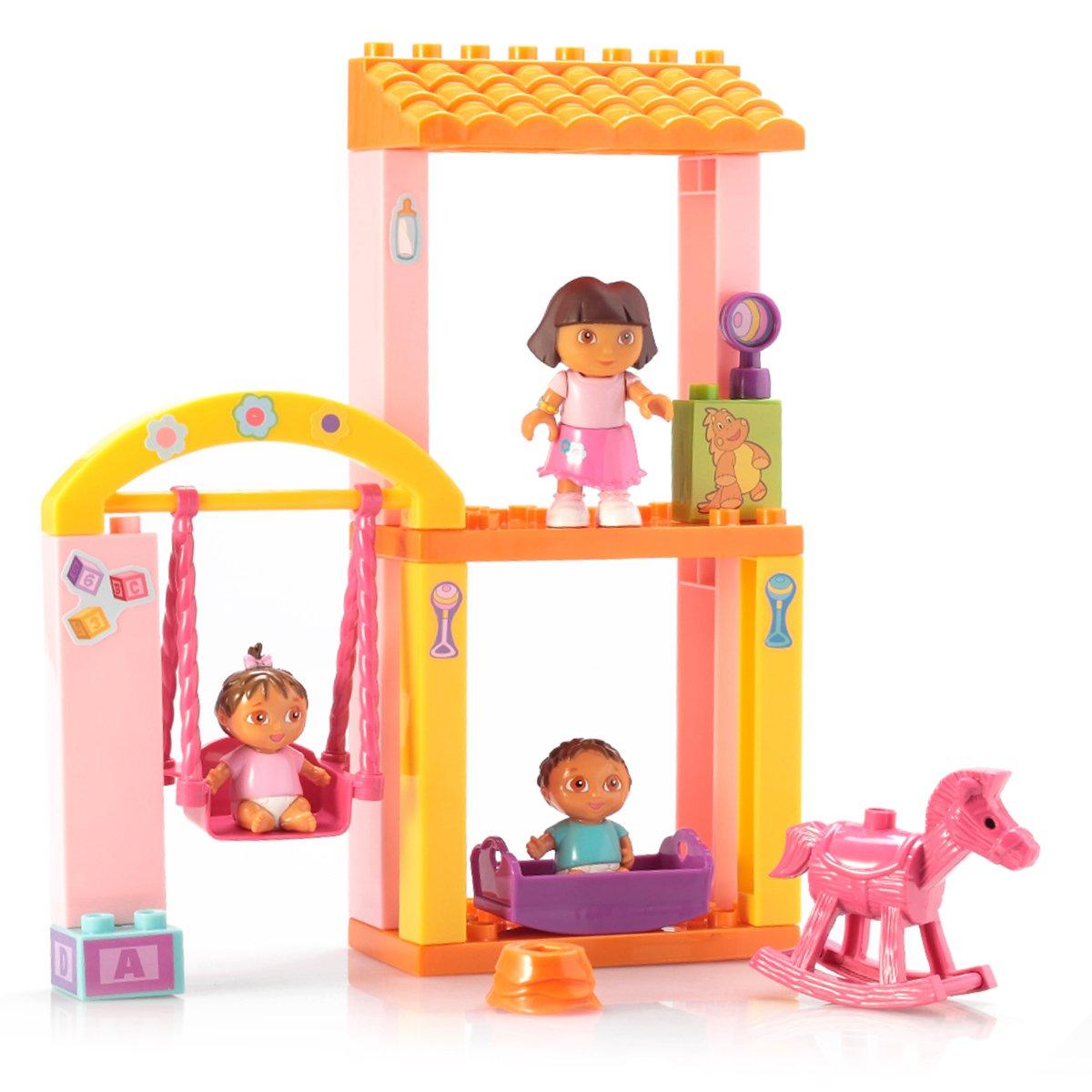MEGA BLOKS 美高 积木拼插玩具