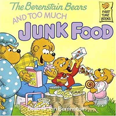 The Berenstain Bears and Too Much Junk Food.pdf