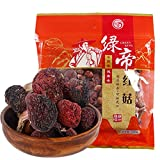 绿帝 野生红菇200g/袋 高端红蘑菇 福建武夷山特产-图片