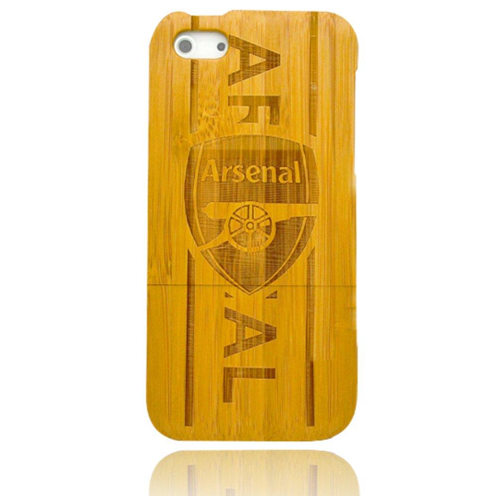 iphone55s 苹果手机木质保护壳 (iphone55s, 阿森纳球队)
