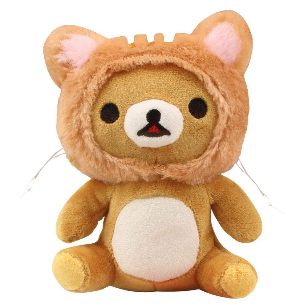 拉拉熊 轻松小熊 猫咪变装 造型系列 毛绒小公仔 毛绒玩偶 超萌公仔