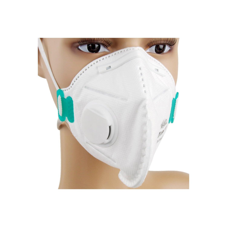 限时抢购:MASkin 826510 带呼气阀杯型口罩 10只装售价¥46
