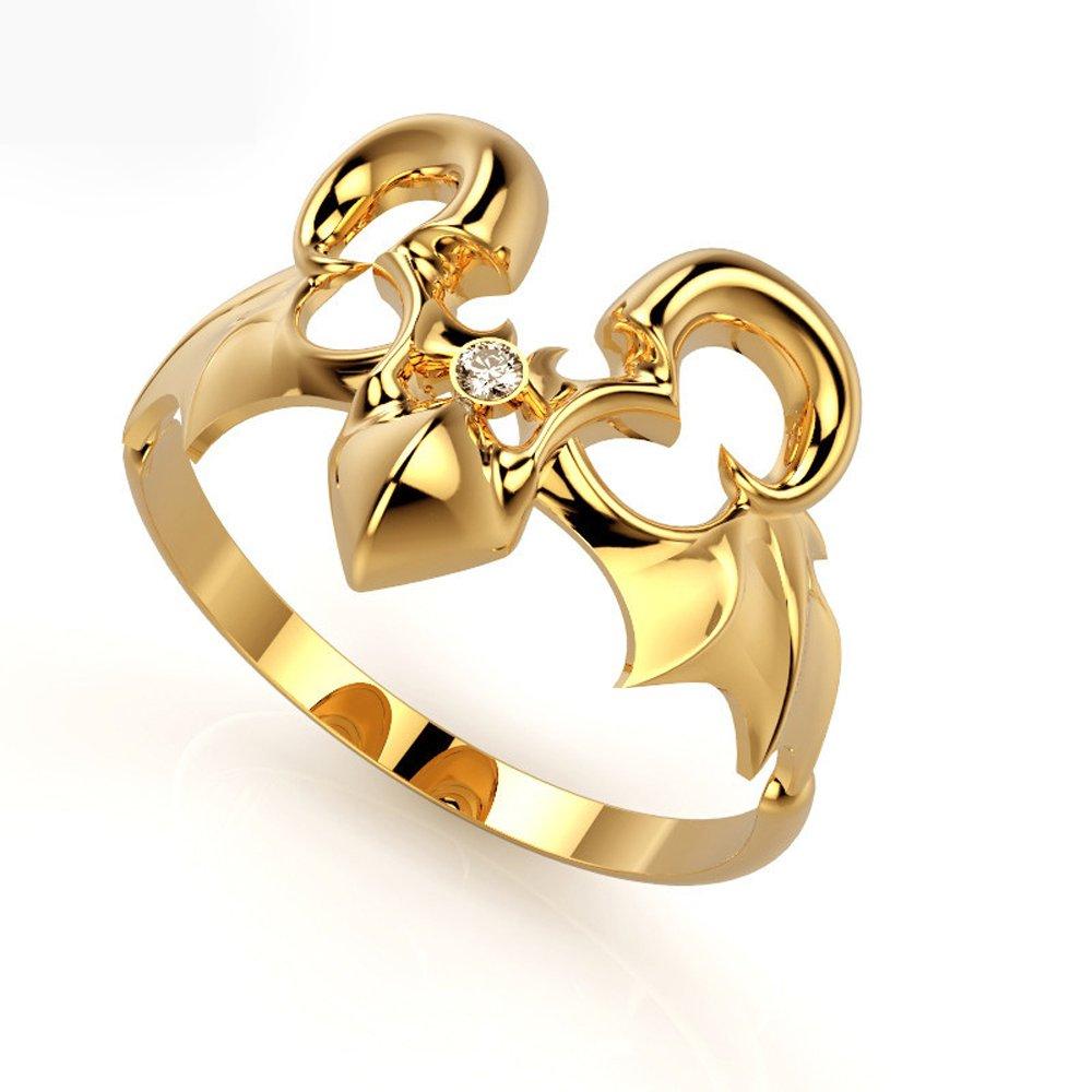 白羊座戒指 12星座饰品