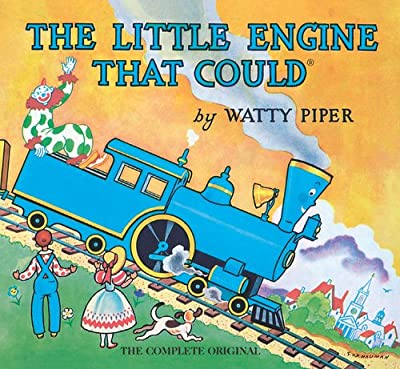 The Little Engine That Could.pdf