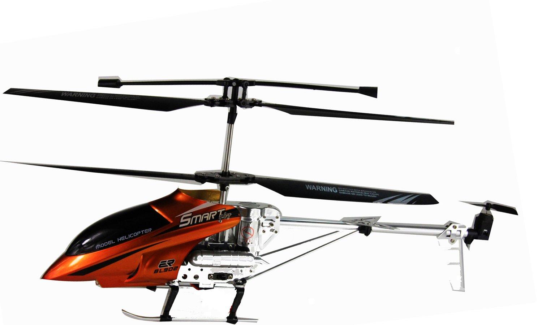 5通道(大漠沙尘暴)红外线遥控超速旋风 直升飞机 金砂色 机身长38.5cm
