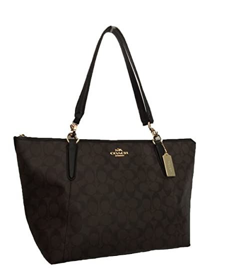 coach shoulder bags outlet  coach signature ava tote