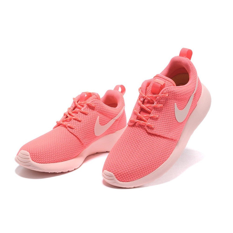 耐克粉红色女鞋