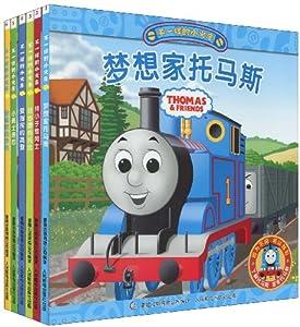 全集( 全套 6册) 托马斯; 托马斯儿童书; 托马斯小火车书正版正版包邮