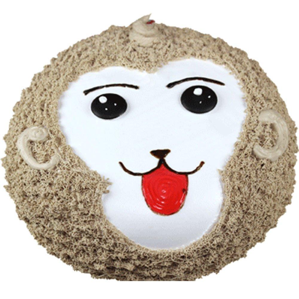 儿童生日奶油蛋糕卡通造型西安咸阳宝鸡