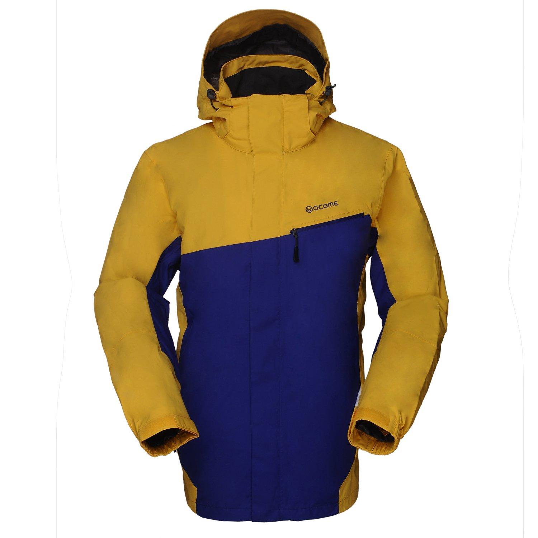 ACOME 阿珂姆 户外徒步系列 AG122S1084 男式 凡尔登单穿冲锋衣 209元(券后189元包邮)