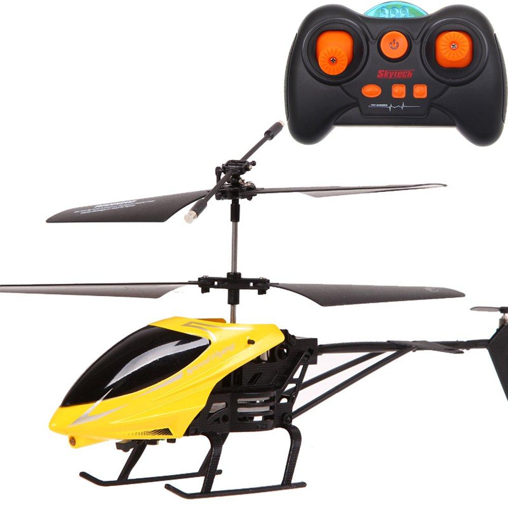 活石 耐摔王m35遥控飞机 充电遥控飞碟飞行器 耐摔遥控直升机 高档