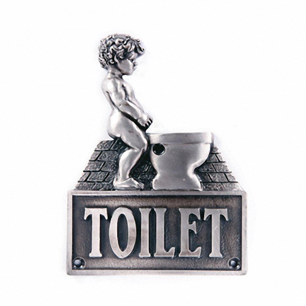 台湾原产现代欧式高端厕所门牌卫生间门牌p