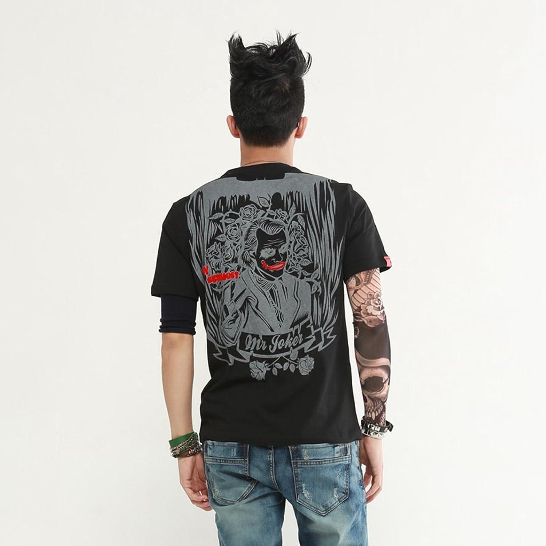 朋克男士t恤
