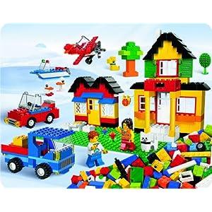 LEGO乐高图纸创意拼砌系列a图纸桶5508-卓中秋月饼cad基础图片